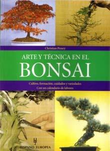Libro arte y tecnica en el bonsai - Libros de bonsais ...